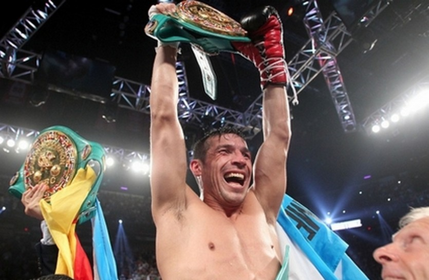 Серхио Мартинес, boxingscene.com