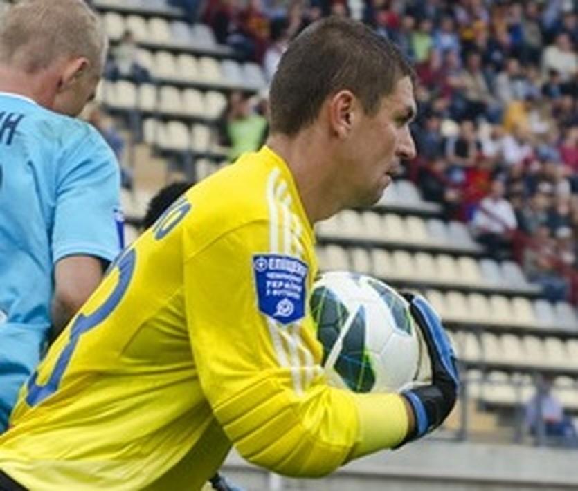 Дмитрий Бабенко, фото Б.Дворного, footbal.ua