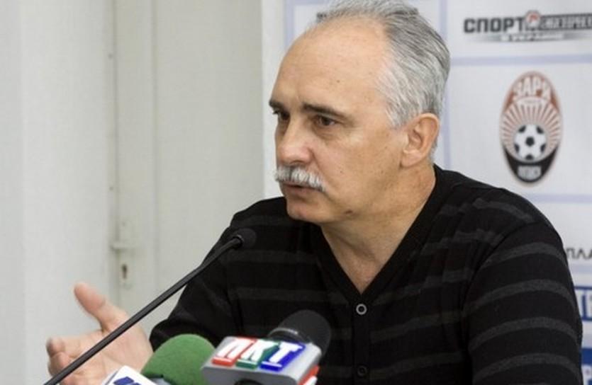 Сергей Рафилов, фото lugansk-football.com