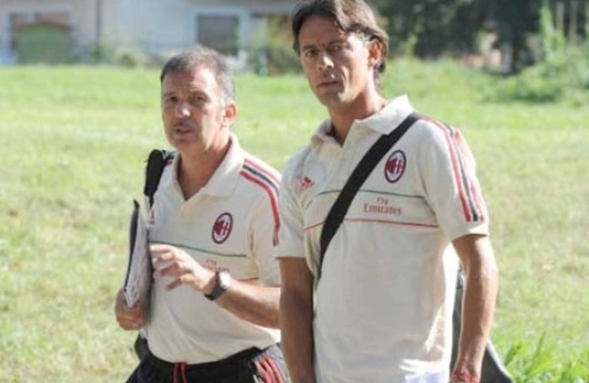 Тренер Фелиппо Индзаги, acmilan.com