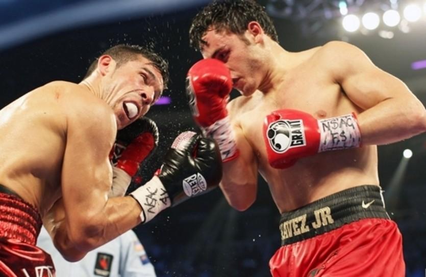 Чавес vs Мартинес, boxingscene.com