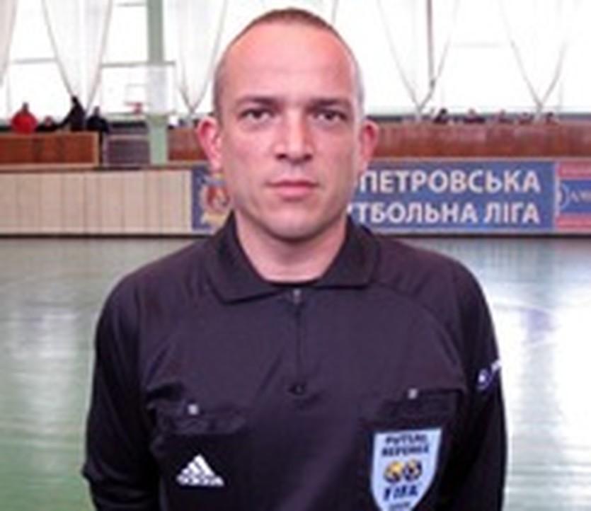 Олег Иванов, futsal.dp.ua