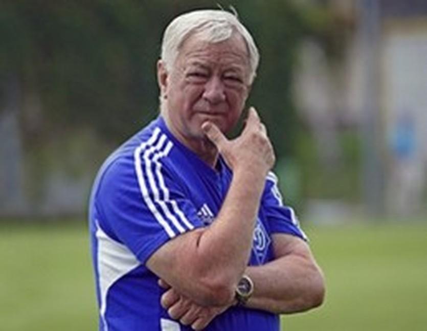 Борис Игнатьев, фото ФК Динамо