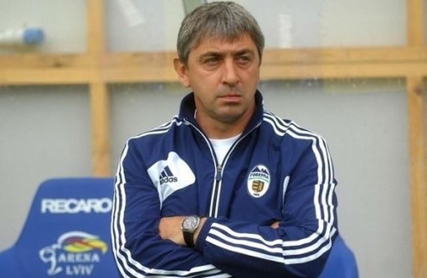 Александр Севидов, ФК Говерла