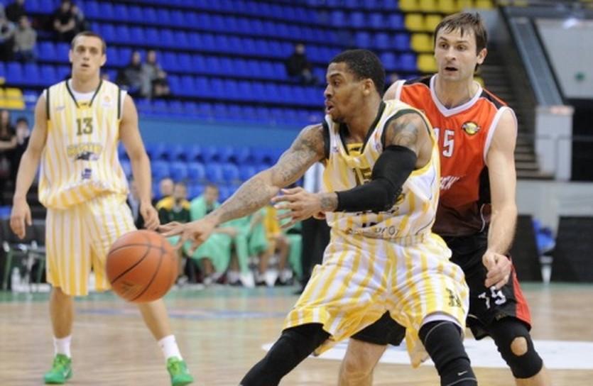 Гэри Эрвин, фото Ильи Хохлова, iSport.ua