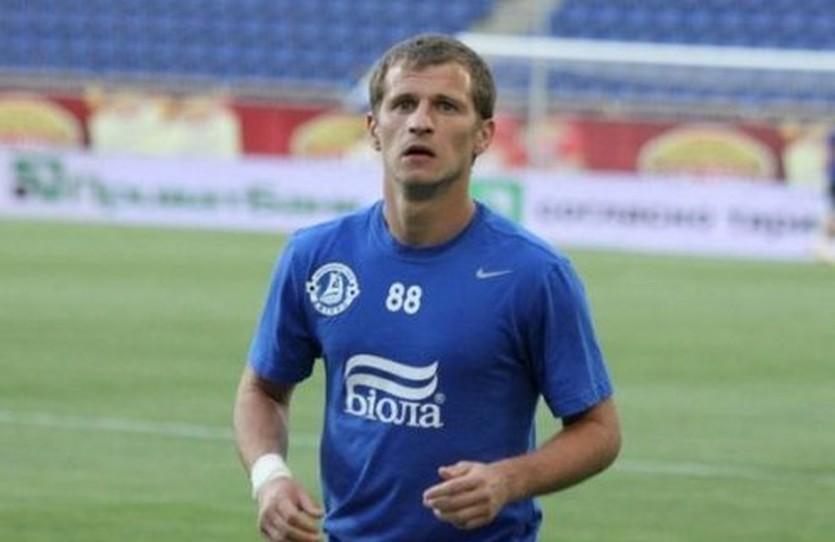 Александр Алиев, фото ФК Днепр
