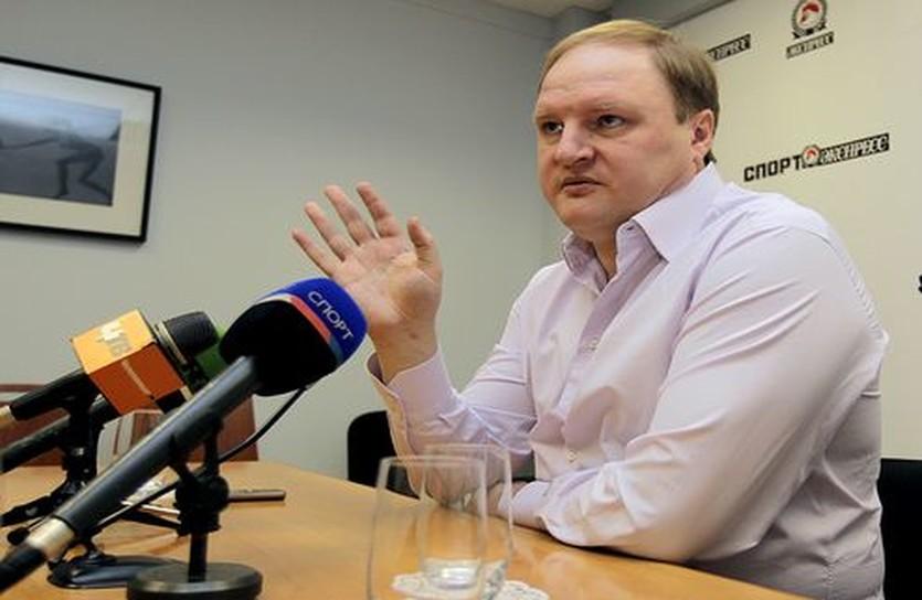 Владимир Хрюнов, box-yfo.ru