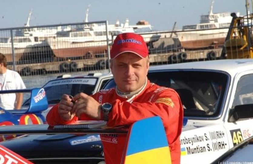 Андрей Николаев, Mentos Ascania Racing