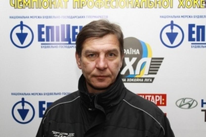 Владислав Ершов, фото ХК Акулы