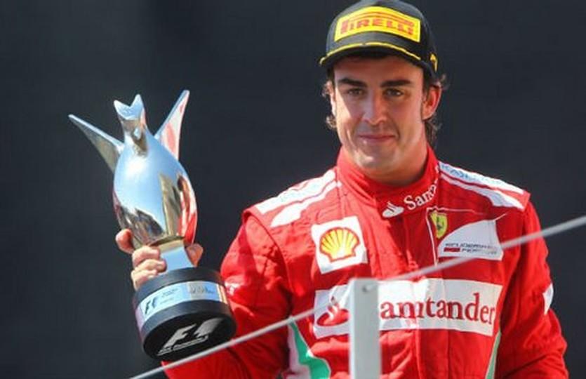 Фернандо Алонсо, skysports.com