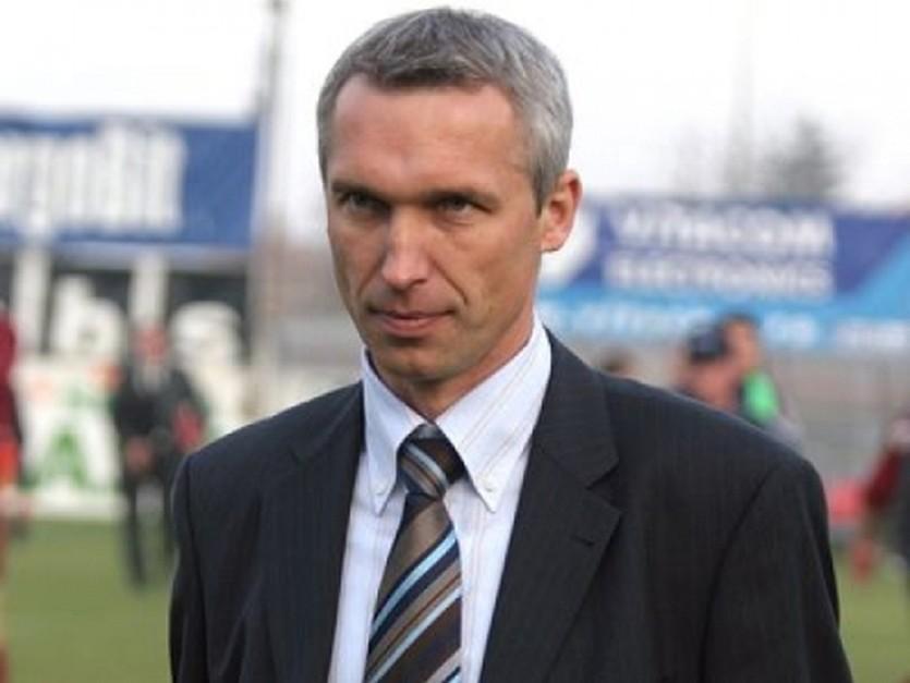 Олег Протасов, фото ФК Динамо Минск