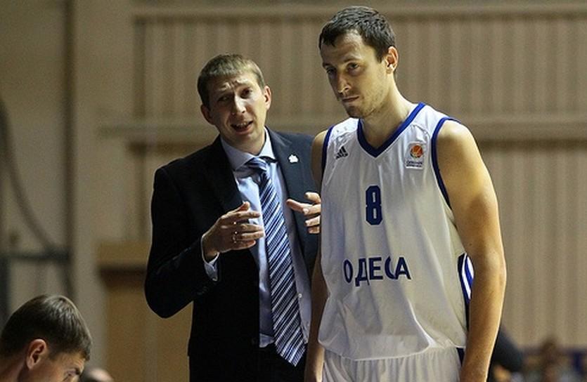 Юшкин и Кальниченко победили, фото БК Одесса