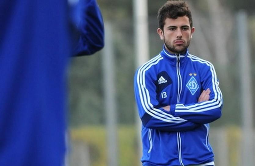 Адмир Мехмеди, фото И.Хохлова, football.ua