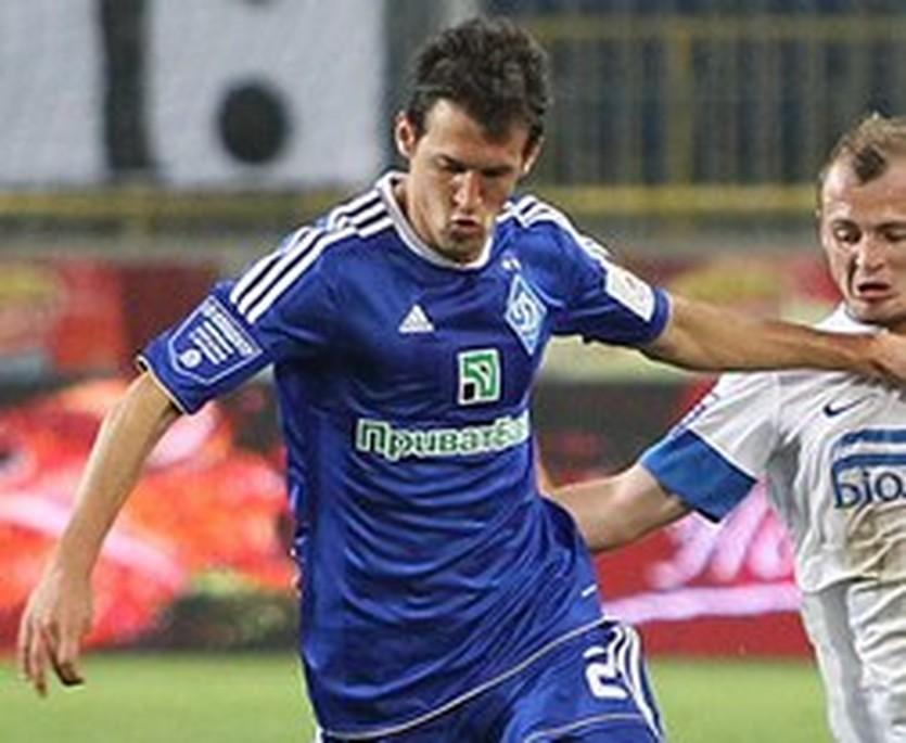 Данило Силва, фото С.Ведмидя, football.ua