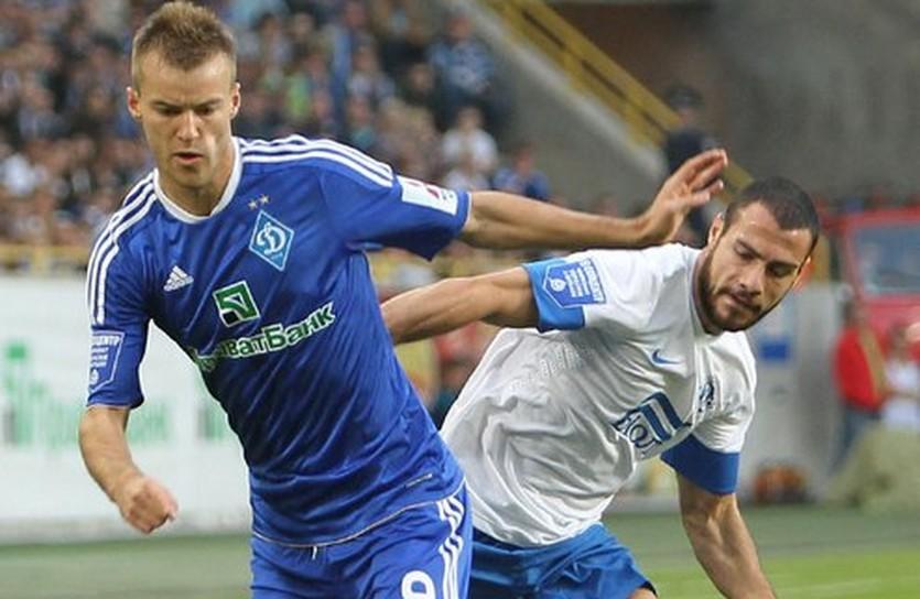 Андрея Ярмоленко, фото С.Ведмидя, football.ua