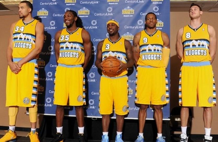 НБА. Превью сезона. Денвер Наггетс
