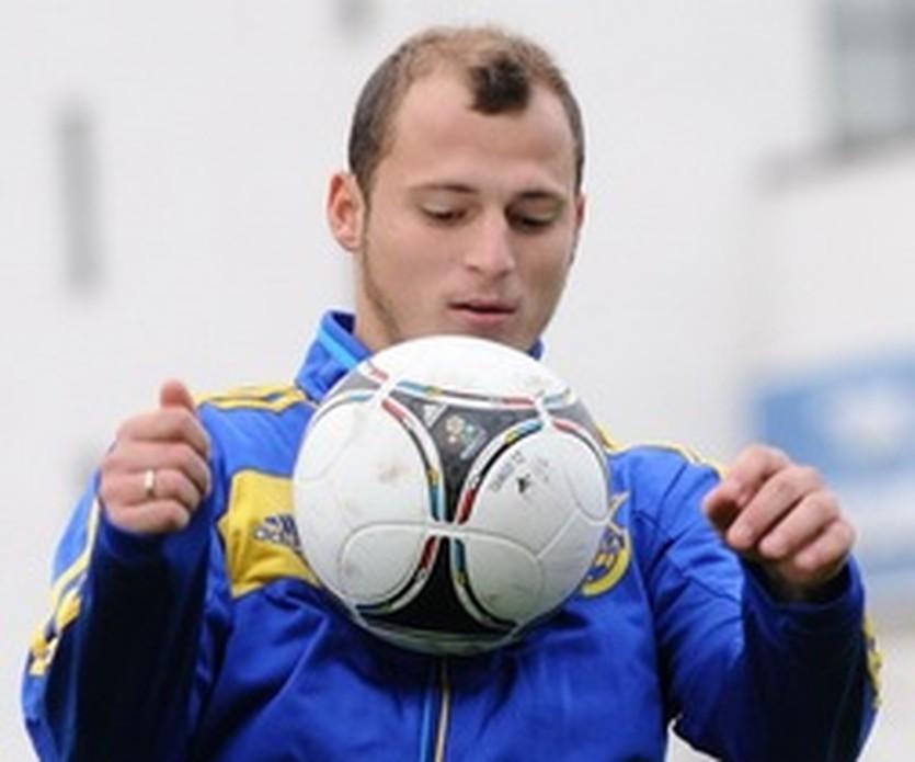 Роман Зозуля, фото И.Хохлова, football.ua