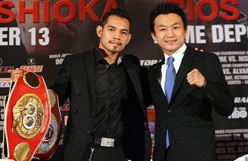 Нонито Донэйр - Тошиаки Нишиока, boxingscene.com