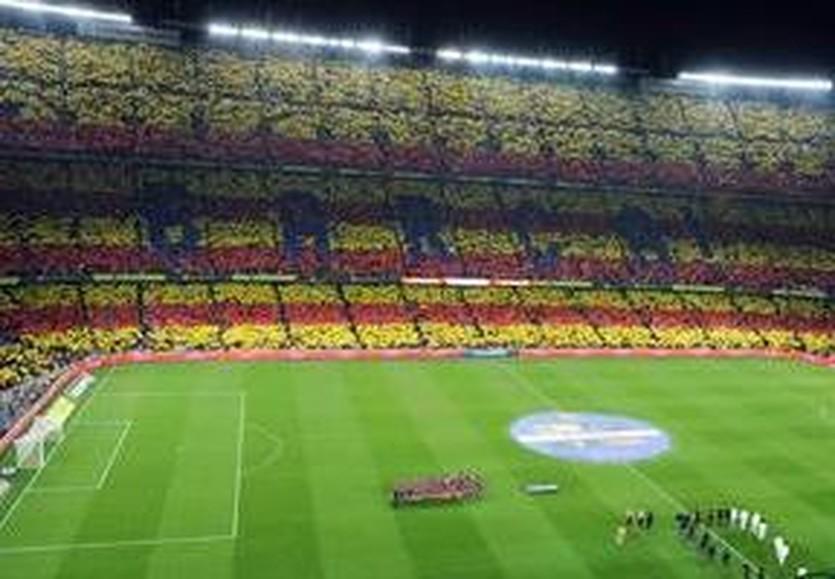 Камп Ноу, football-espana.net