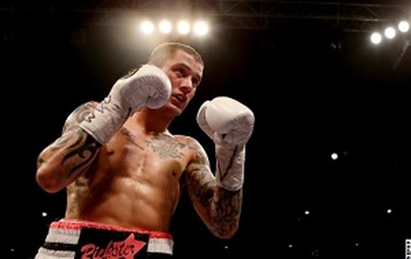 Рикки Бернс, boxingscene.com