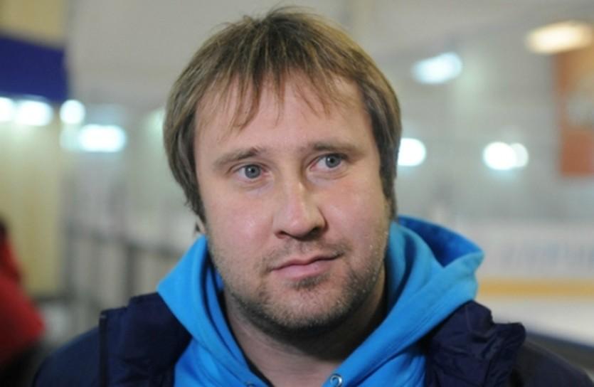 Иван Беневельский, фото ХК Донбасс