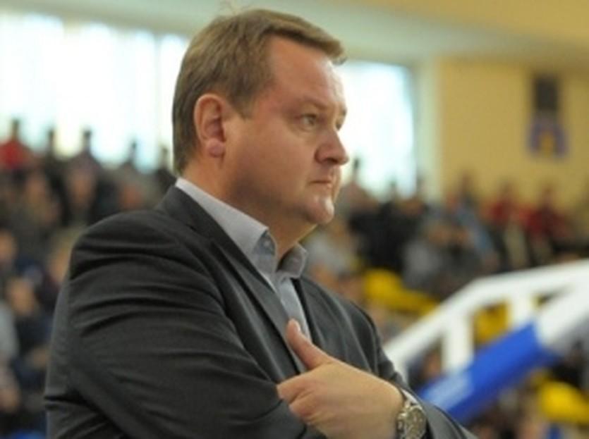Евгений Мурзин, фото БК Азовмаш