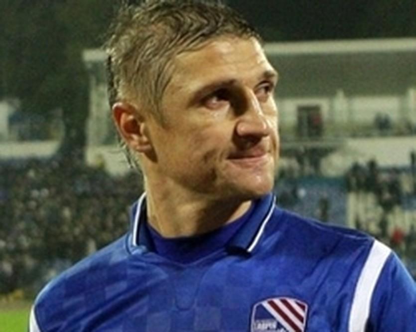 Владимир Езерский, фото ФК Таврия