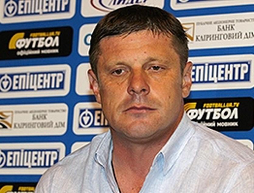 Олег Лужный, фото ФК Таврия