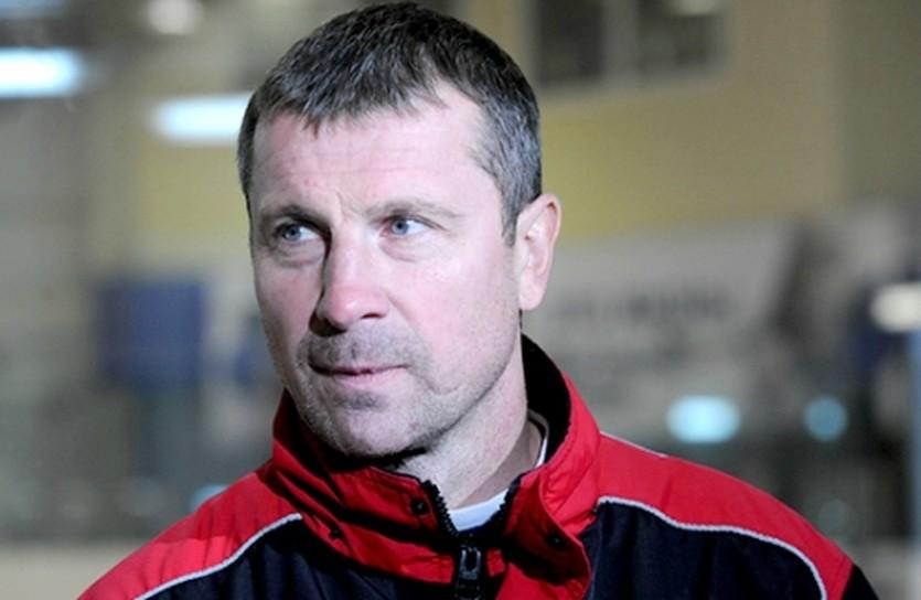 Олег Микульчик, фото ХК Донбасс