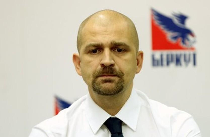 Милош Холан, ХК Беркут