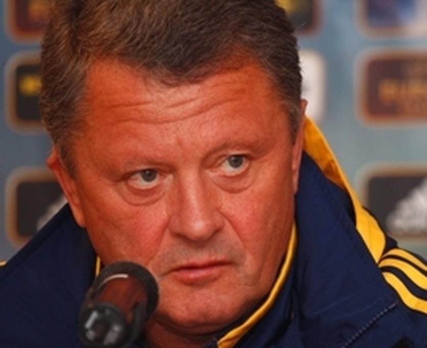 Мирон Маркевич, фото Николая Брынзы, football.ua