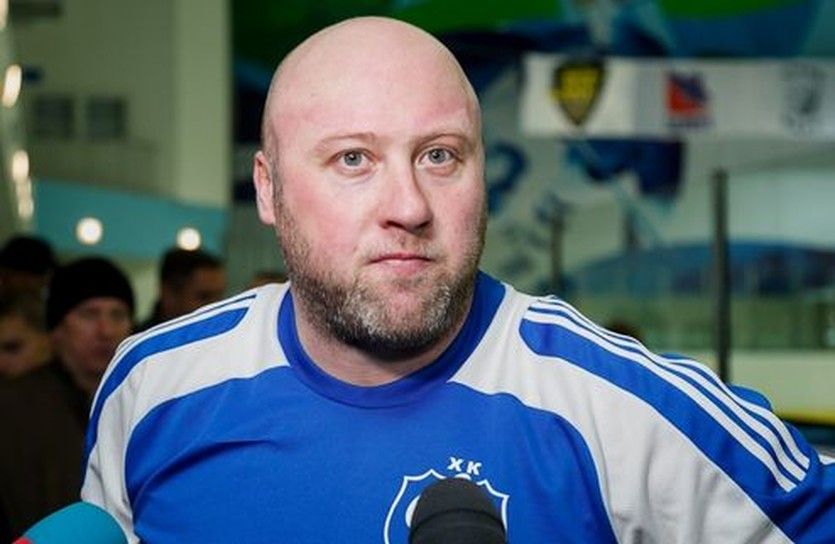 Андрей Царегородцев, dinamo-kh.com