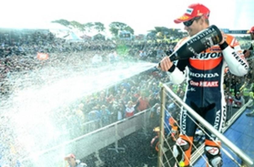 Кейси Стоунер, autosport.com