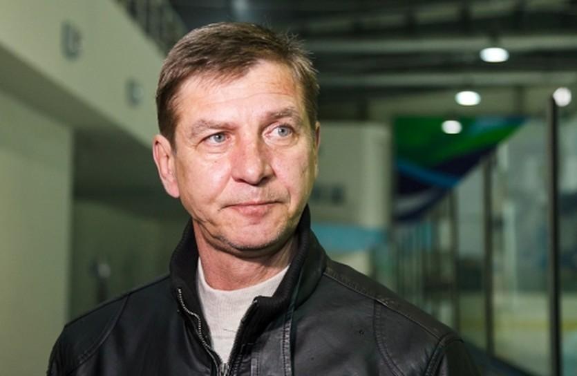 Владислав Ершов, фото ХК Динамо Харьков