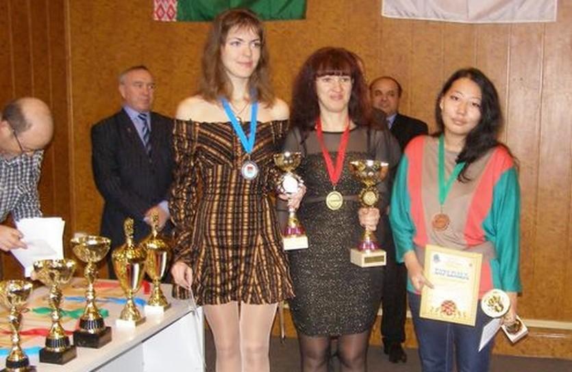 Призеры женского ЧЕ-2012, google.com