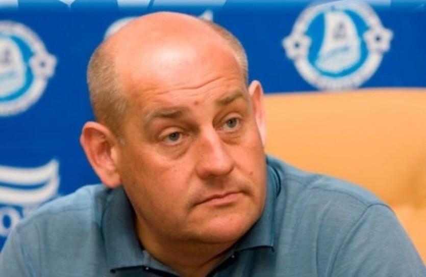Андрей Стеценко, dp.ric.ua