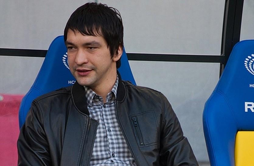 Андрей Русол, фото iSport.ua