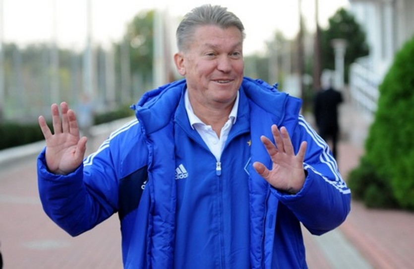 Олег Блохин, фото И.Хохлова, football.ua