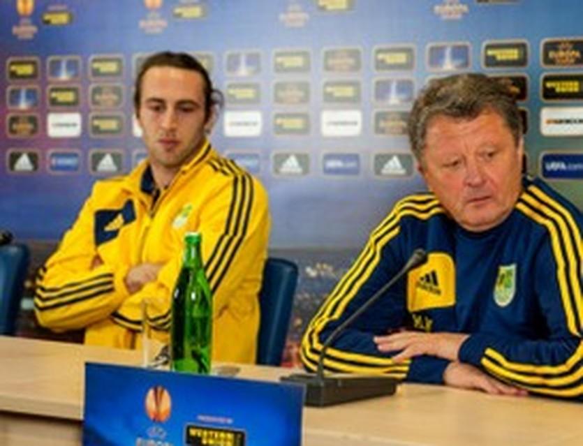 Владимир Дишленкович,  фото Дмитрия Неймырка, Football.ua