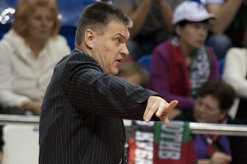 Евгений Пашутин, фото БК Локомотив-Кубань