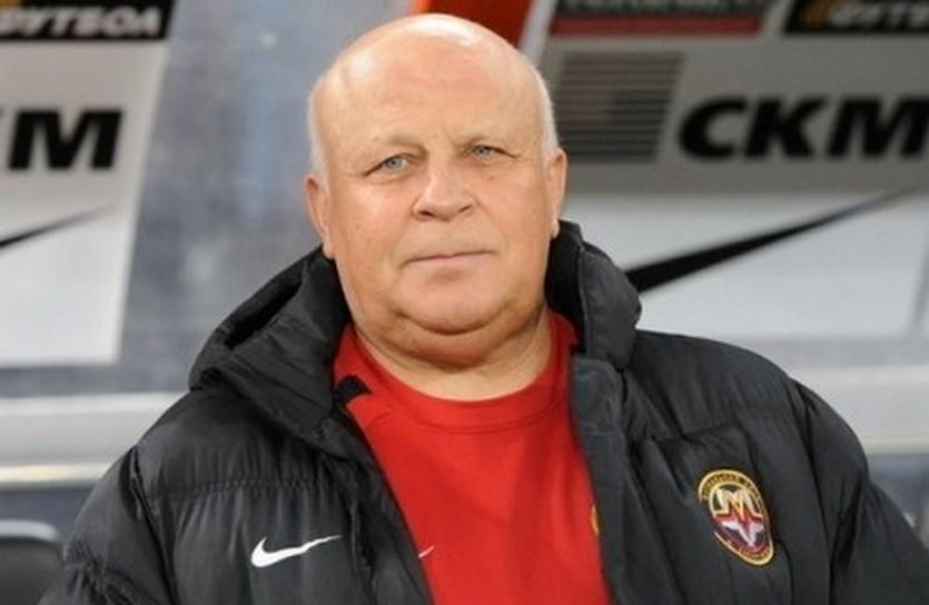 Виталий Кварцяный, фото ФК Металлург