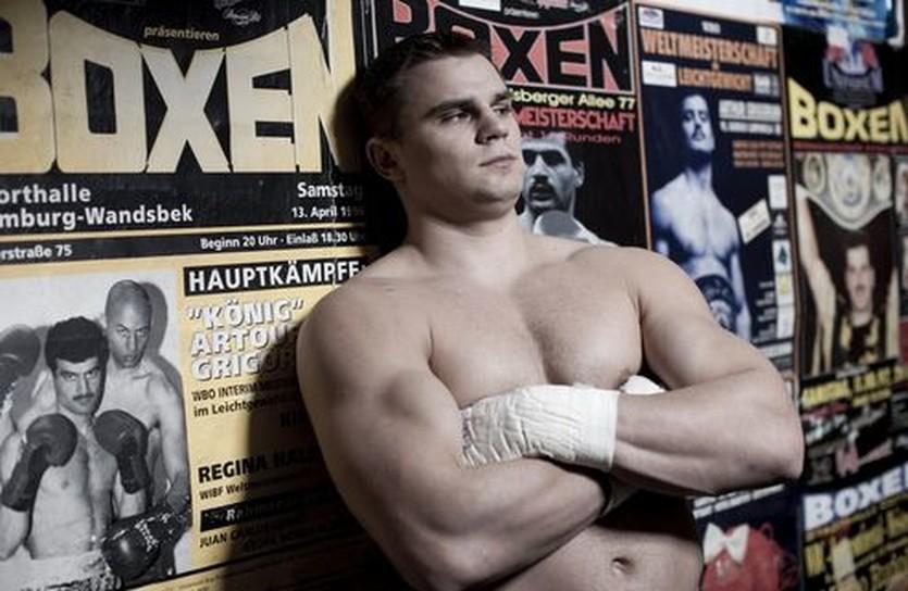 Денис Бойцов, gorodokboxing.com