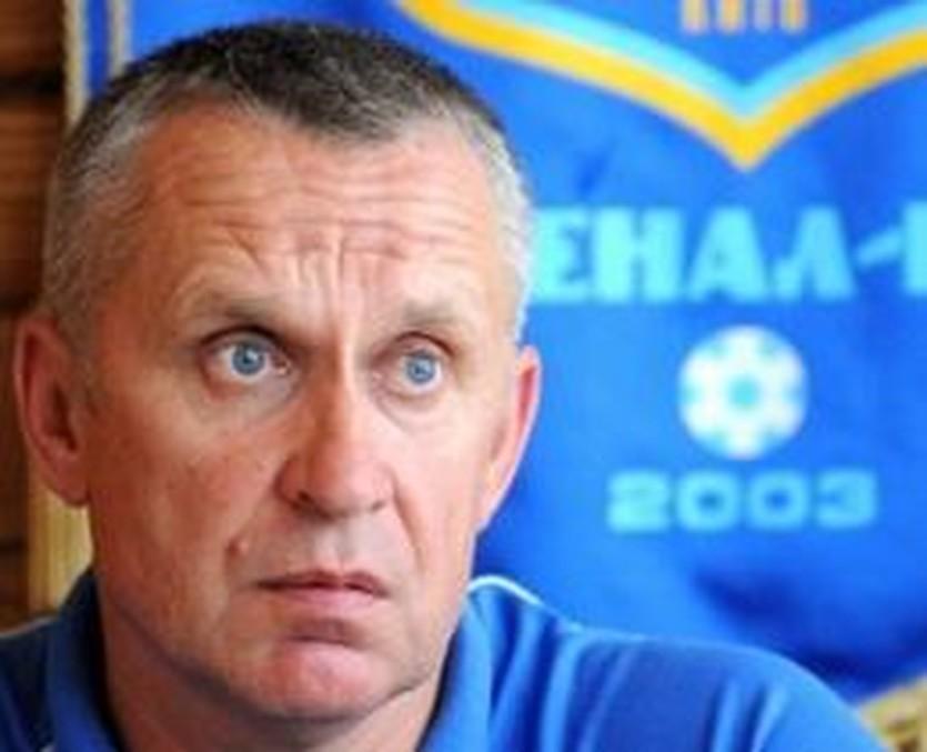 Леонид Кучук, фото Ильи Хохлова, football.ua