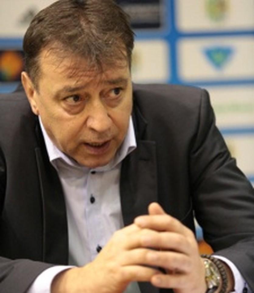 Желько Лукайич, фото БК Политехника-Галичина