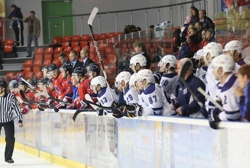 Беркут и Динамо - самые успешные коллективы ПХЛ в октябре, фото ХК Беркут