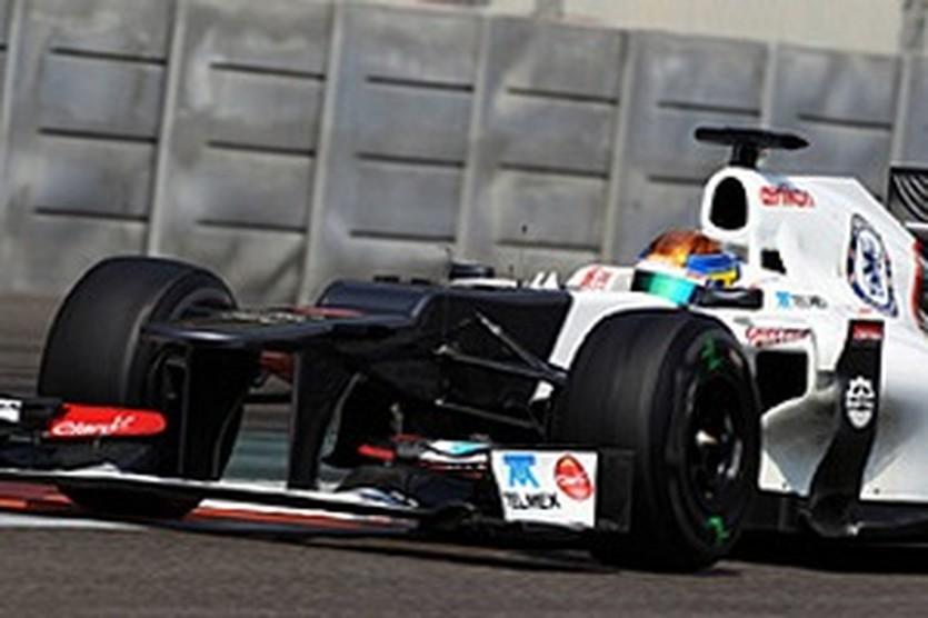Заубер, autosport.com