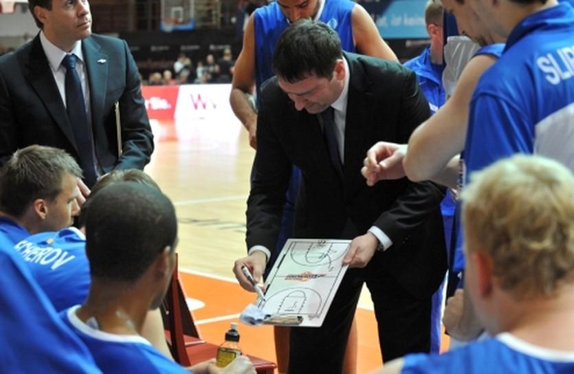 Александар Кесар, фото БК Азовмаш
