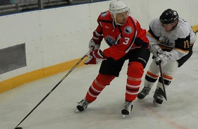 Вячеслав Тимченко, фото ХК Компаньон