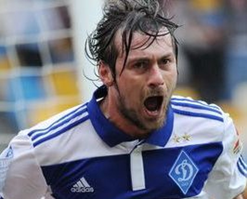 Артем Милевский, фото ФК Динамо