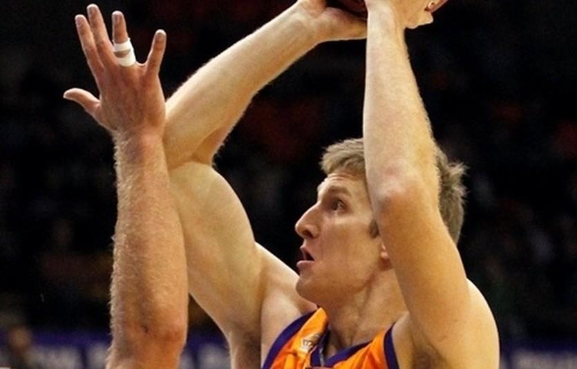 Долльман стал героем матча в Испании, фото eurocupbasketball.com